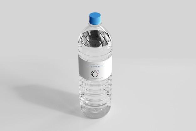 Maquette De Bouteille D'eau Douce Psd gratuit