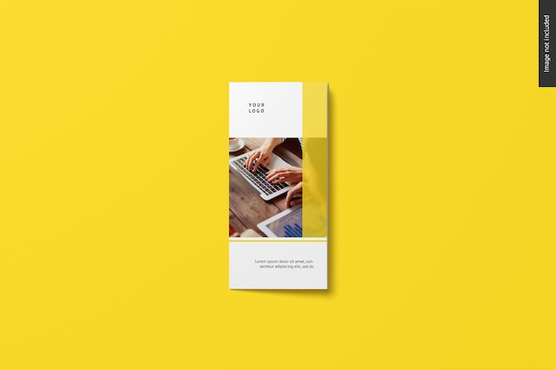 Maquette De Brochure à Trois Volets Psd gratuit