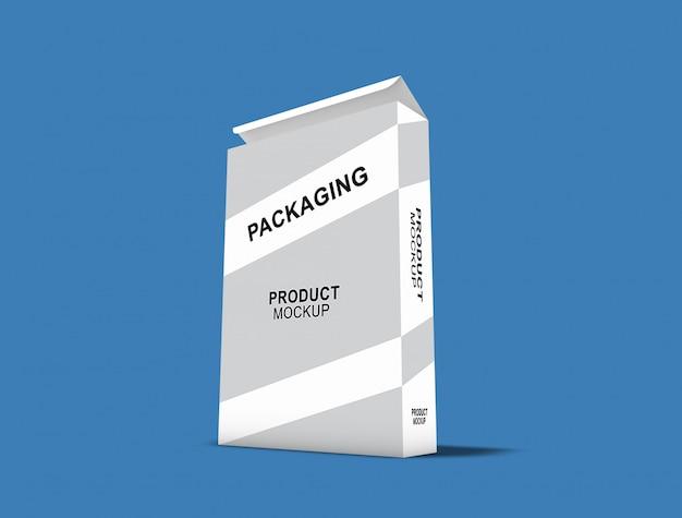 Maquette d'emballage PSD Premium