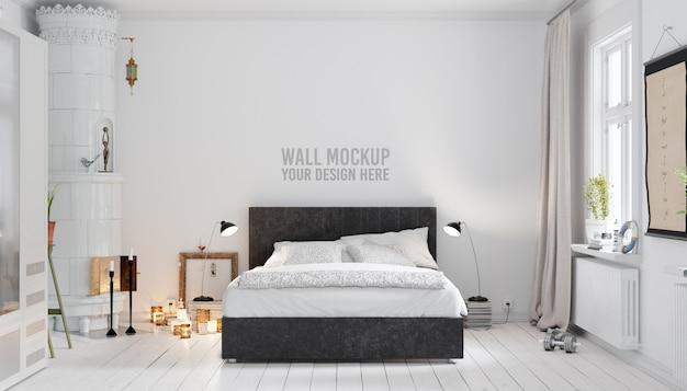 Maquette De Mur Intérieur PSD Premium