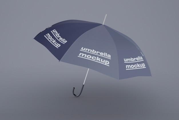 Maquette De Parapluie PSD Premium