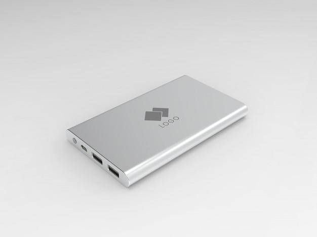 Maquette Powerbank, Gadget PSD Premium