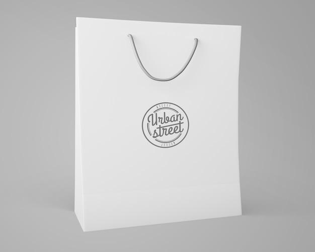 Maquette De Sac Pour Le Merchandising PSD Premium