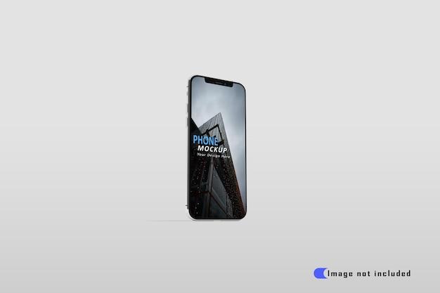 Maquette De Smartphone Isolée Psd Premium Psd PSD Premium
