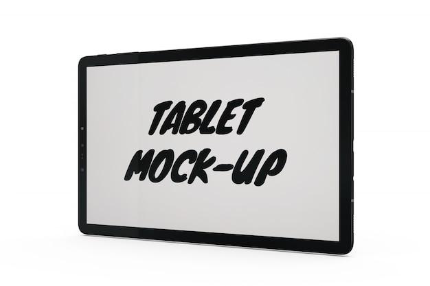 Maquette de tablette isolée Psd gratuit