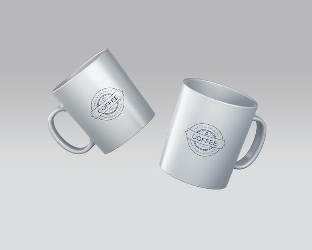 Maquette de tasse à café Psd gratuit