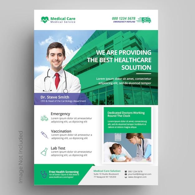 Modèle Médical Et De Santé PSD Premium