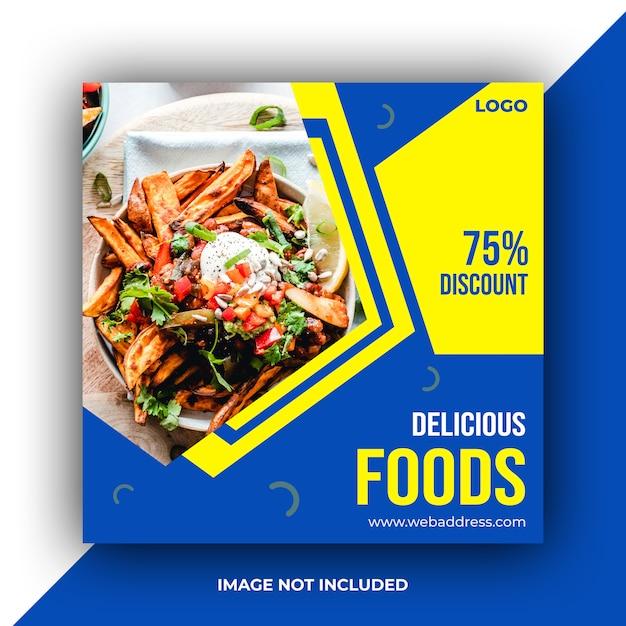 Modèle de poteau alimentaire PSD Premium