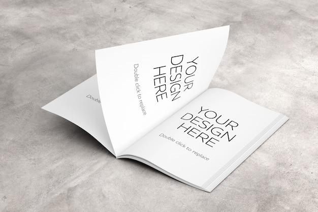 Ouvrir la maquette du magazine PSD Premium