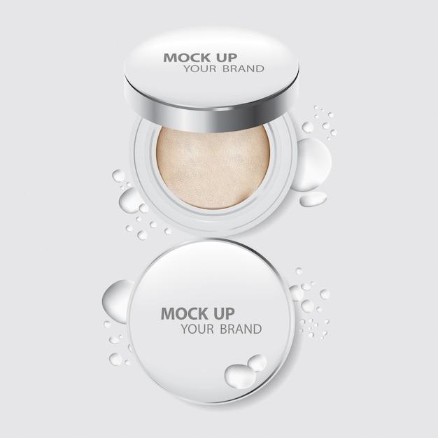 Poudre De Coussin De Maquillage PSD Premium