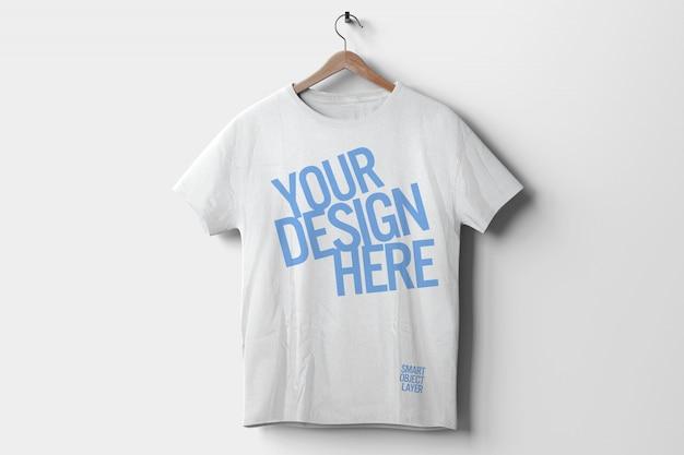 T-shirt maquette PSD Premium