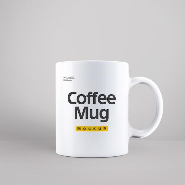 Tasse de café mock up PSD Premium