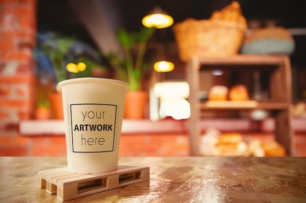 Tasse à café PSD Premium