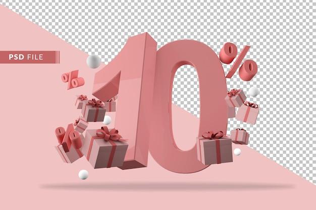 Vente Rose 10% De Rabais Sur Les Coffrets Cadeaux Promotionnels PSD Premium