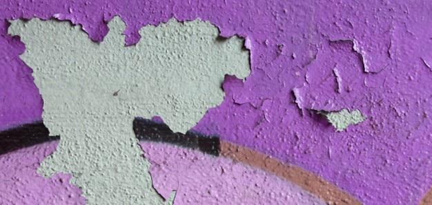 14 high resolution textures graffiti Psd grátis