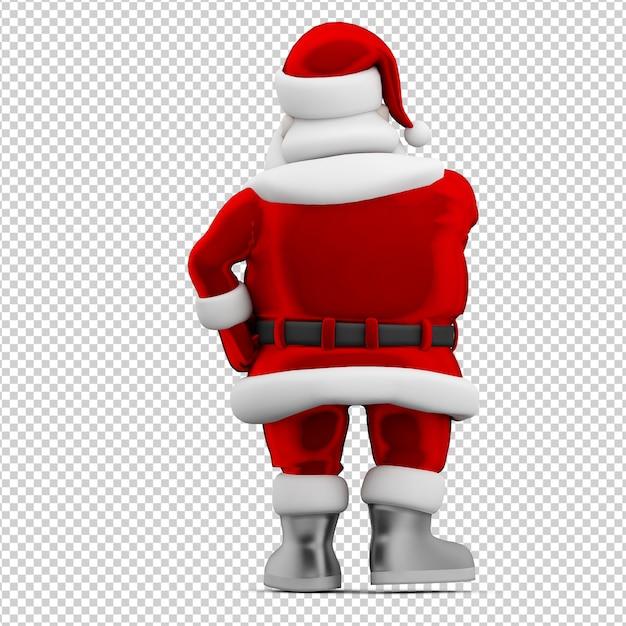 Brinquedo de natal santa Psd Premium