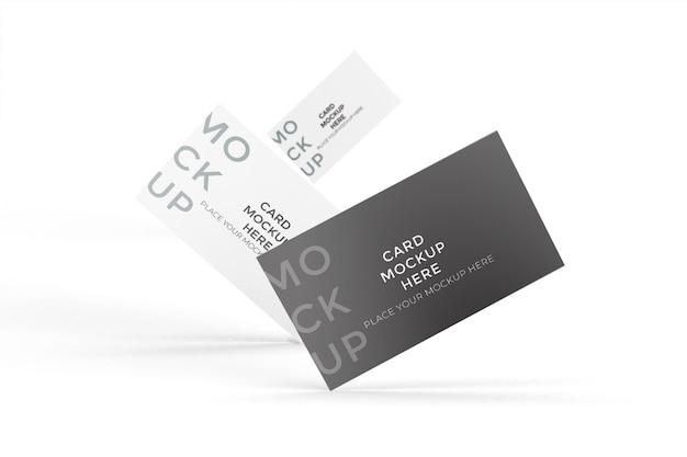Cartão de visita maquete psd Psd Premium