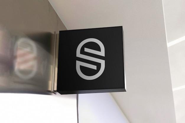 Coleção de maquete de logotipo Psd Premium