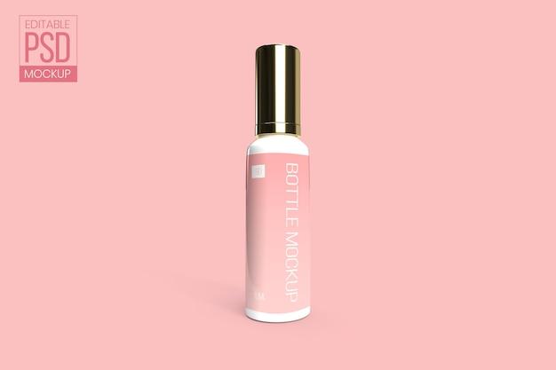 Cosmético hidratante de beleza para a pele Psd Premium
