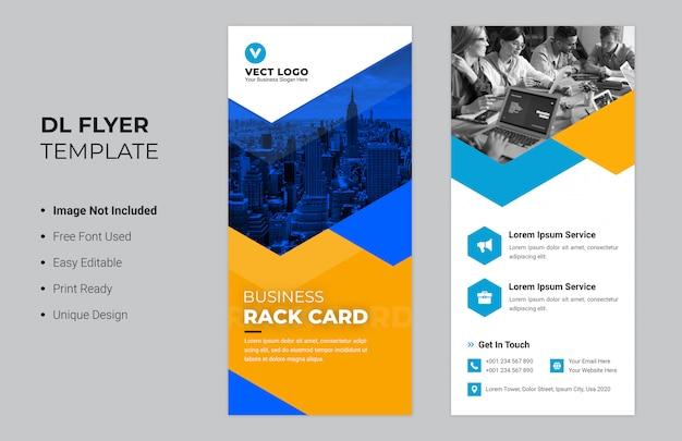Design de cartão de visita Psd Premium