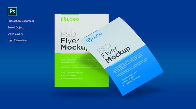 Design de modelos de panfletos e pôsteres Psd Premium