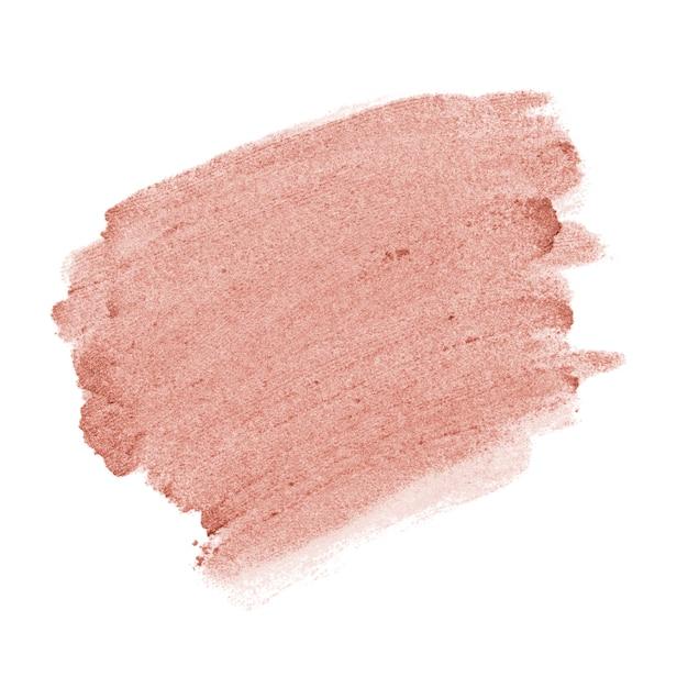 Fundo de traçado de pincel rosa Psd grátis