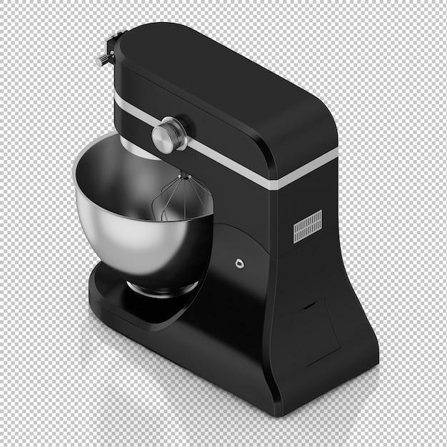 Liquidificador isométrico Psd Premium