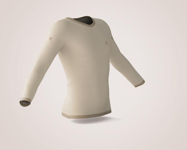 Maquete de camisa Psd grátis