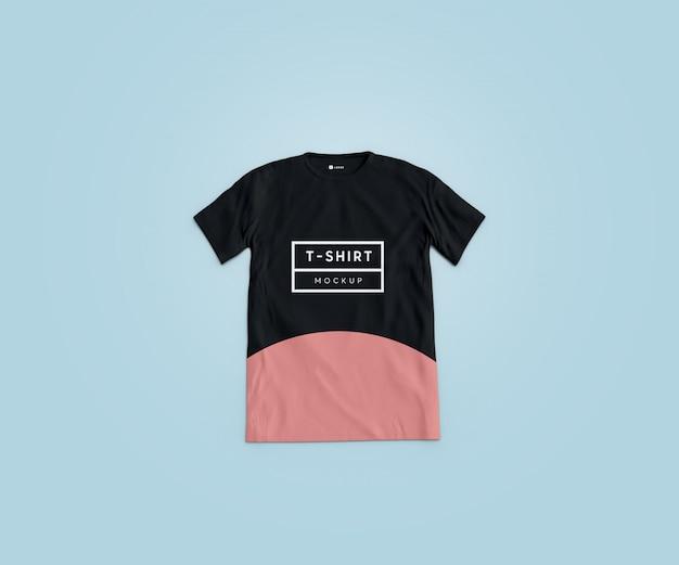 Maquete de camiseta realista Psd Premium