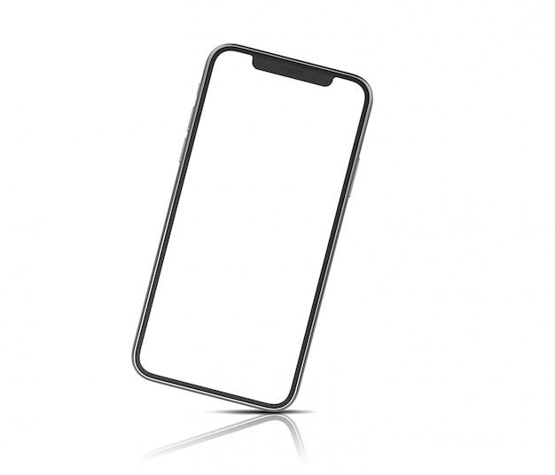 Maquete de um smartphone moderno Psd Premium