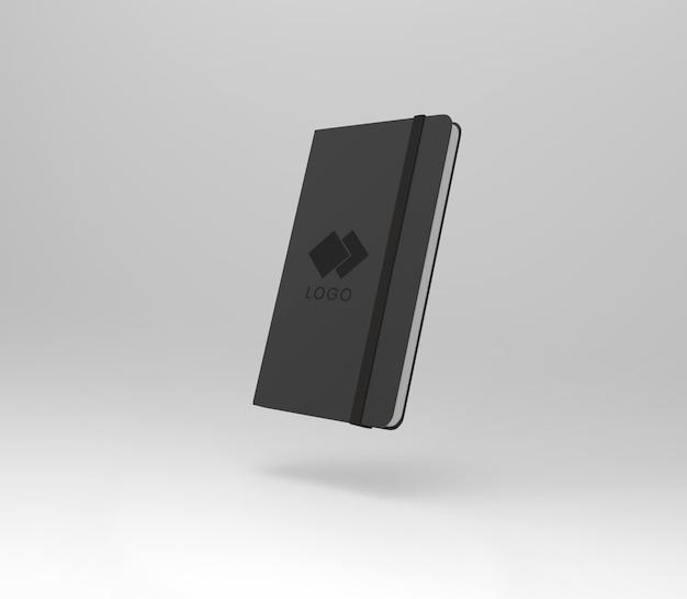 Maquete do sketchbook Psd Premium