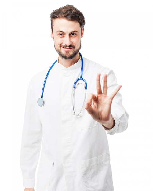 Médico diz