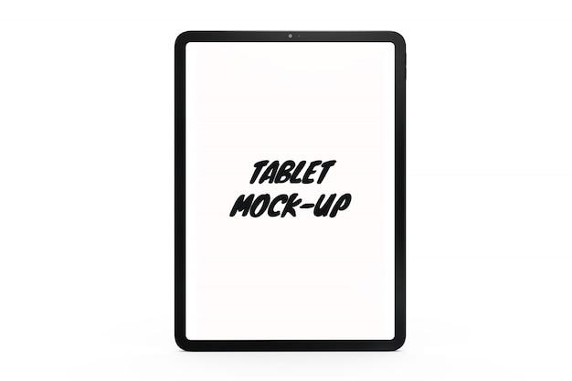 Mock-up de tablet isolado Psd grátis