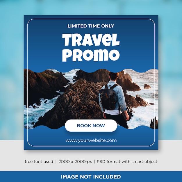 Modelo de banner de mídia social de venda Psd Premium