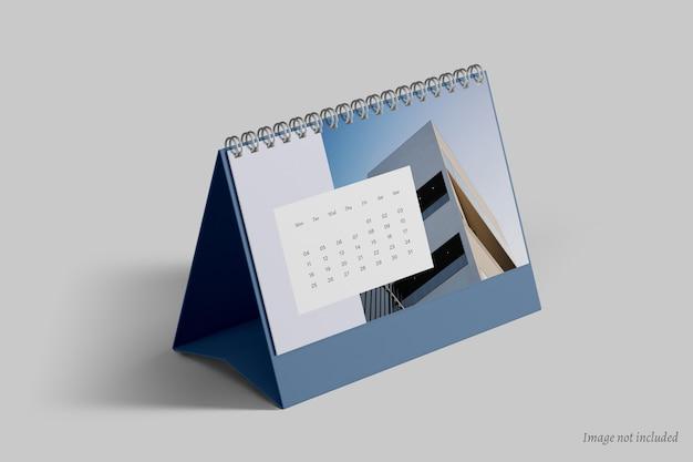Modelo de calendário de mesa Psd Premium
