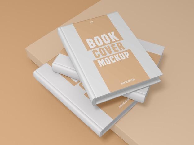 Modelo de design da capa do livro psd Psd grátis