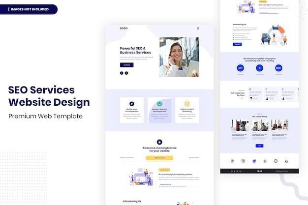 Дизайн сайта seo затраты по продвижению сайта