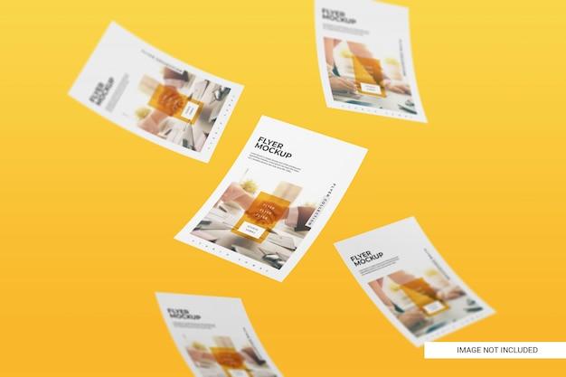 Modelo de folheto criativo Psd Premium