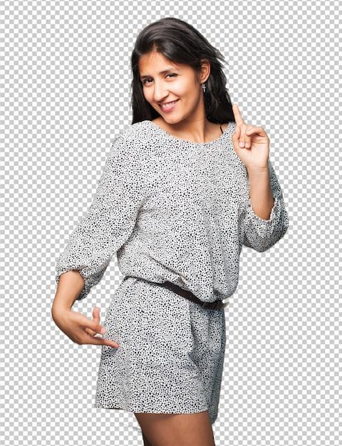 Mulher latina sexy Psd Premium