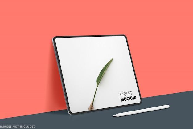O tabletr mock up Psd Premium