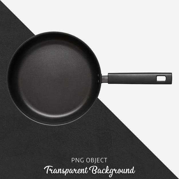 Panela de teflon preto transparente Psd Premium