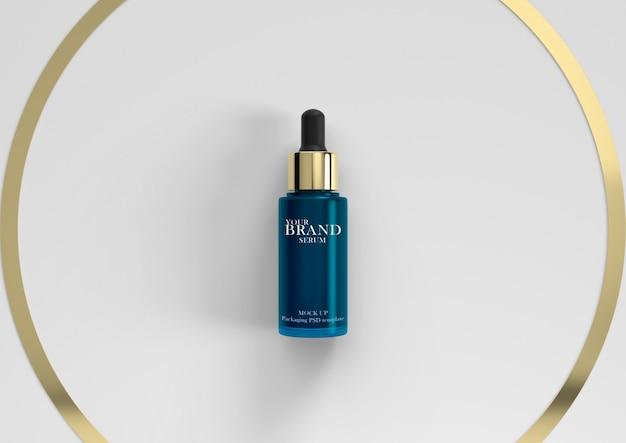 Produtos premium cosméticos hidratantes para cuidados com a pele Psd Premium