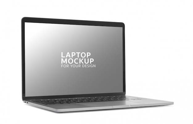 Projeto de maquete do dispositivo digital portátil. Psd Premium