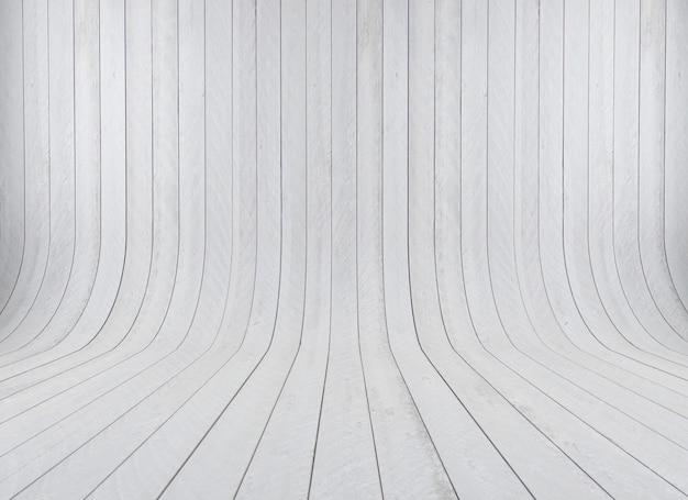 Projeto do fundo da textura de madeira branca Psd grátis