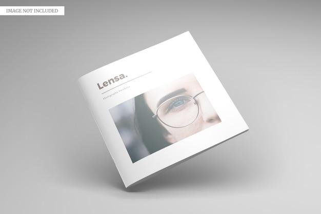 Revista square Psd Premium