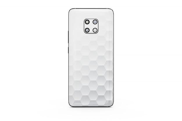 Smartphone mock-up isolado Psd grátis
