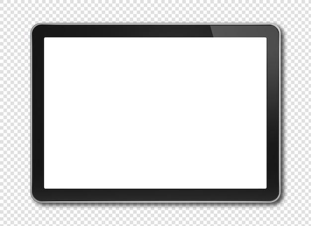 Tablet digital com tela de maquete Psd Premium