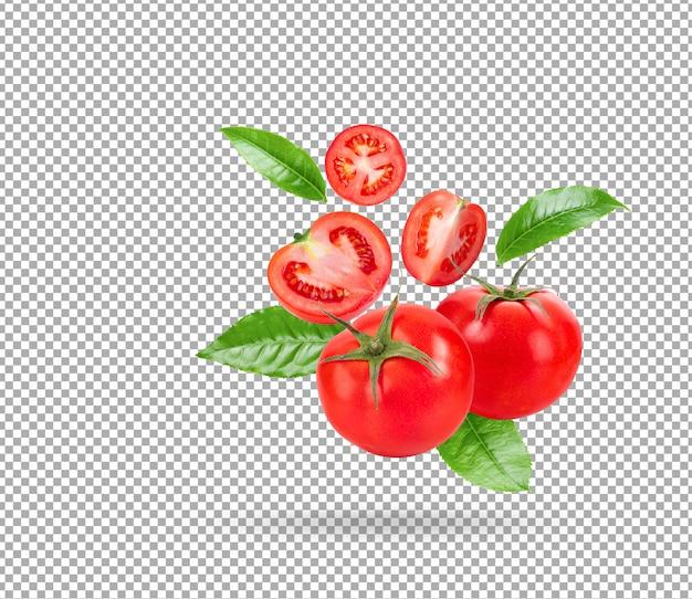 Tomate fresco isolado Psd Premium
