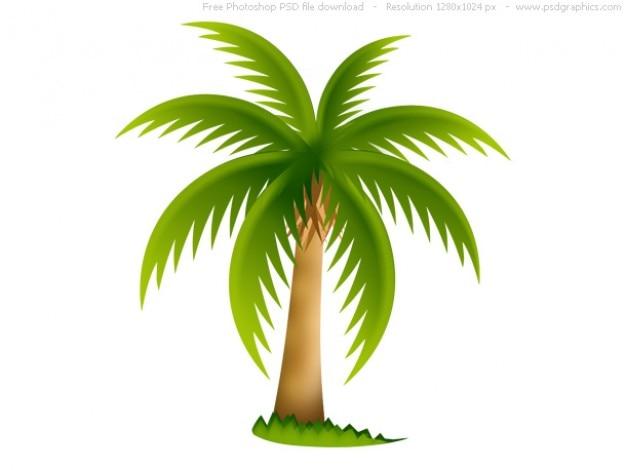 Palmier psd web icon t l charger psd gratuitement - Image palmier ...