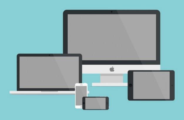 Apple produkte vorlagen download der kostenlosen psd for Minimal art zusammenfassung